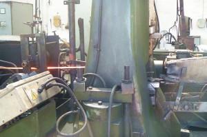 Dłuta NAREX - produkcja - odkuwanie